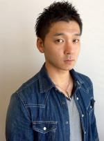 クールカジュアルスタイル(髪型メンズ)