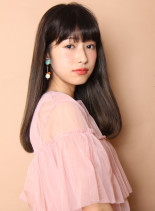 大人の艶髪上品ロング(髪型ロング)