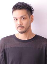 王道の刈り上げベリーショートスタイル(髪型メンズ)