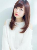 【谷賢二】大人女子の艶髪ロングレイヤー