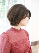 30代40代のおすすめ髪型(髪型ショートヘア)