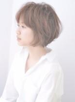 【20代30代】大人女性のショートボブ(髪型ショートヘア)