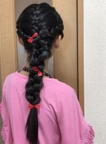 小学生 髪型 女の子 くせ毛