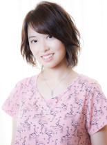 30代40代おすすめ☆ノーブルショート(髪型ショートヘア)