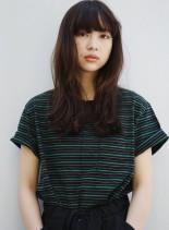 ストリートルーズミディアム(髪型ロング)