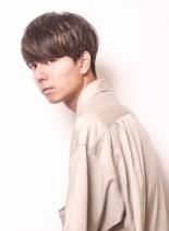 ★メンズヘア★ナチュラルショートマッシュ(髪型メンズ)
