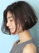 毛流れが美しい大人ボブ★bobstyle(髪型ボブ)
