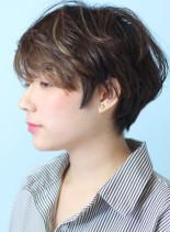 大人の綺麗なショートヘア☆(髪型ショートヘア)