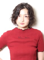 A/W BOB(髪型ボブ)