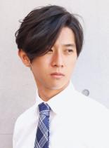 メンズビジネスネープレススタイル☆(髪型メンズ)