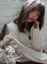 光色☆イルミナカラー☆艶髪ロング(髪型ロング)