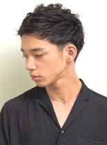 幅広い層に人気のベリーショート(髪型メンズ)