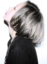 『 カット+トリプルグラデーション 』(髪型ショートヘア)