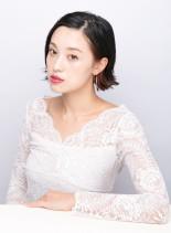 大人外ハネショート(髪型ショートヘア)