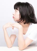 ワンカールボブ(髪型ボブ)