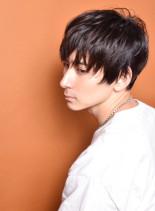 【女子ウケ抜群◎大人マッシュショート】(髪型メンズ)