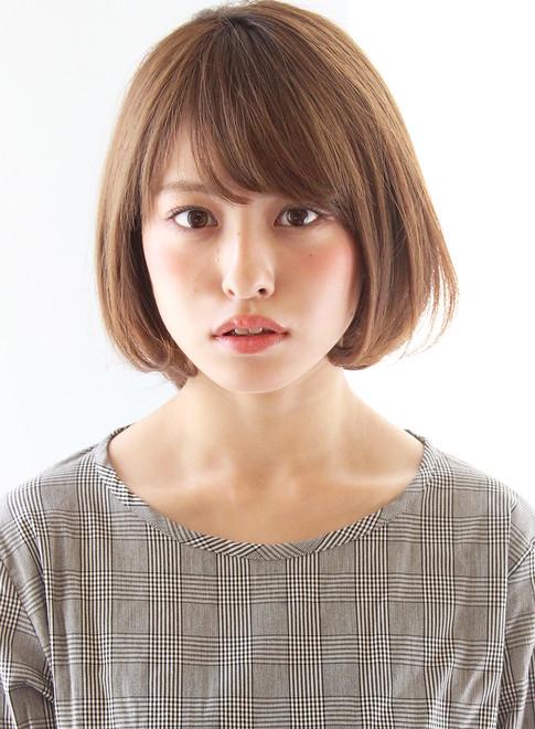 ボブ】【30代40代】大人女性におススメボブ/Reunaの髪型・ヘア