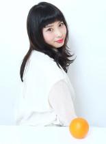 ☆ゆるワンカール☆(髪型セミロング)