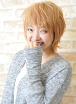 ムーブショート(髪型ショートヘア)