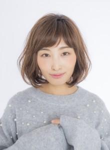 フェミニン☆キュートボブ(ビューティーナビ)