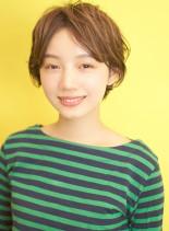 カジュアルクールなショートヘア☆(髪型ショートヘア)