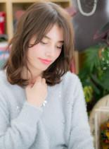 色っぽい☆クールミディ(髪型ミディアム)