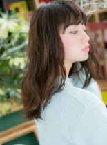 イノセントセミディ(髪型セミロング)