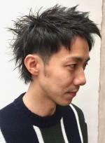 「やんちゃ メンズ 髪型」の髪型・ヘアスタイル・ヘアカタログ情報(8件)