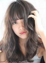 小顔◎フェアリールーズパーマ☆イルミナ(髪型ロング)