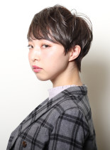 A/W SHORT(髪型ショートヘア)