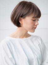 エレガンスボブ☆(髪型ボブ)