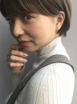 【吉田有花】長澤まさみ風ショート