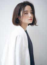 シアーフレンチボブ(髪型ボブ)