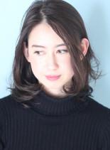 大人可愛いミディアム2018☆(髪型ミディアム)