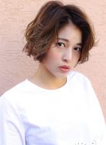 デザインハイライト(髪型ショートヘア)