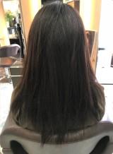 40代のお悩み!髪質改善ストレートパーマ
