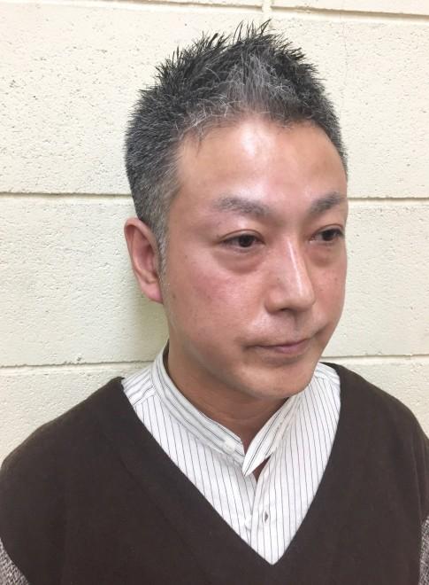 パーマ 白髪 男性 良く スタイル | www.gazoit.com
