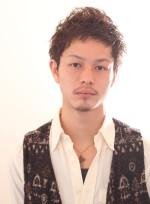 【30代40代】メンズパーマスタイル(髪型メンズ)