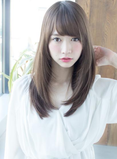 AFLOAT明日香の憧れさらストレート(髪型ロング)