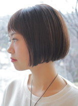 マチルダボブ(髪型ボブ)