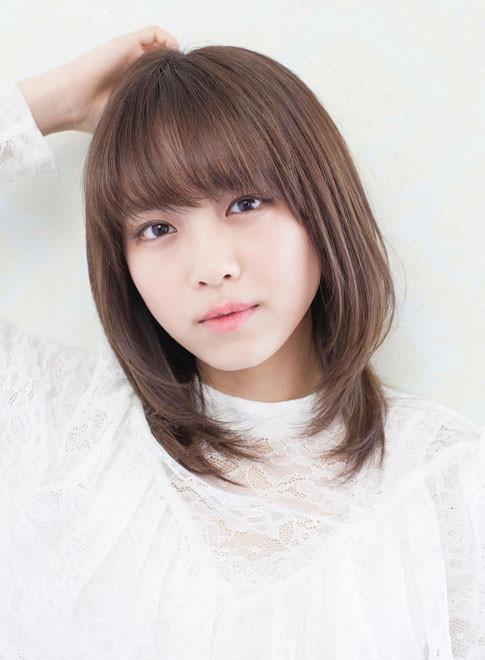 【30代40代】髪質改善ストレートパーマ(髪型ミディアム)
