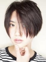 """クールなショート""""大人髪""""(髪型ショートヘア)"""