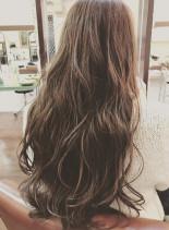 髪型2018春(髪型ロング)