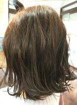 FUWAボブ(髪型ボブ)