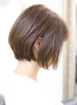 大人かわいい☆ショートボブ(髪型ショートヘア)