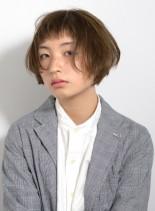 マニッシュショートボブ(髪型ボブ)