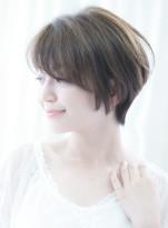 ☆小顔ショート☆ひし形黄金比美シルエット