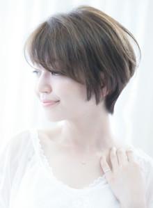 ☆小顔ショート☆ひし形黄金比美シルエット(ビューティーナビ)
