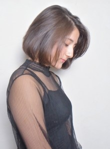【大人の30代40代】フォーマルボブ(ビューティーナビ)