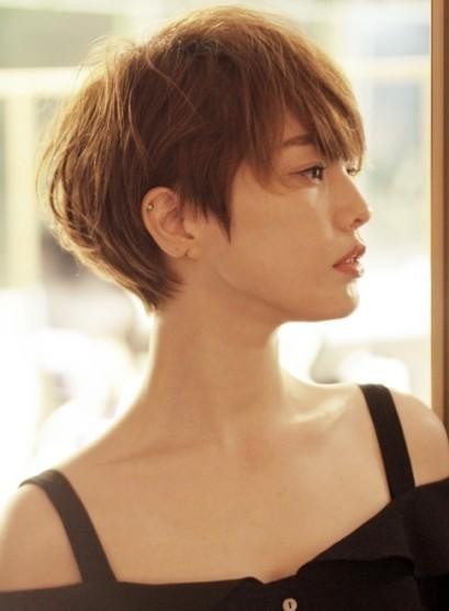 ☆大人のフレンチマッシュショート☆(髪型ショートヘア)